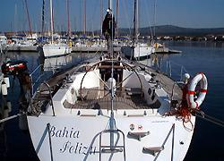 Allgemeine Bootsdaten