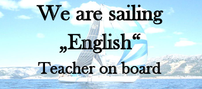"Neues Projekt: Sailing ""English"""